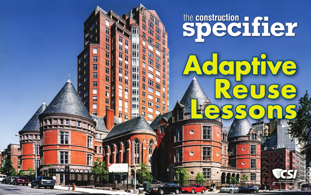 Adaptive Reuse Lessons