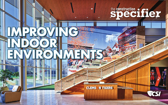 Improving Indoor Environments