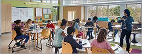 Massachusetts school earns LEED Platinum certification