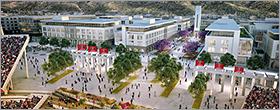 Gensler to design new California university stadium