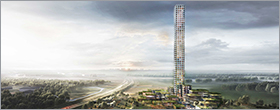 Western Europe's tallest tower to rise in small Denmark town