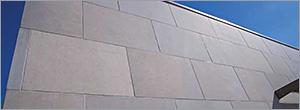 Specifying stone composite panels