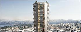 Revealing design for world's tallest hybrid timber skyscraper