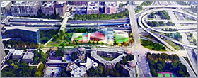 Architects chosen to design Chicago university's arts center