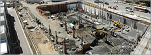 Complex dewatering underway at Colorado mixed-use community