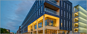 Iowa mid-rise may be the country's first dowel-laminated timber office building