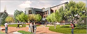 Colorado university's new campus center breaks ground