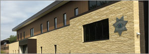 Insulated masonry system helps Illinois police station open ahead of schedule