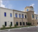 Enhanced glazing protects Florida public safety complex