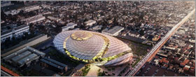 LA Clippers to get a new basketball-inspired arena