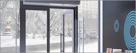 New ASHRAE standard allows air curtains as vestibule substitutes