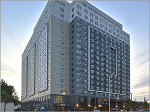 Metal panels help Washington hotel meet design and budget needs