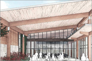 First United Bank goes green with two mass timber buildings