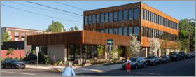 Old Portland office building transformed into collaborative hub