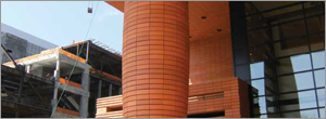 The two types of rainscreen wall system design