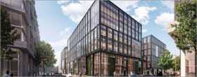 Plans revealed for the largest mass timber office building