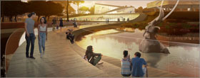 Weiss/Manfredi to helm redesign of LA's tar pits