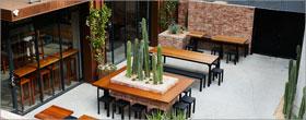 L.A. restaurant mimics the handcrafted look of a Mexican taqueria