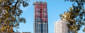Almost-built NYC tower must remove 20 plus floors, rules judge