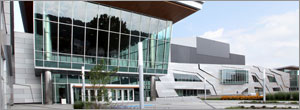 Charleston convention center creates unique aesthetic with ACM wall panels