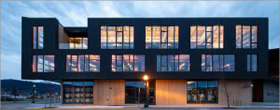 Oregon mixed-used building merges the industrial with the commercial