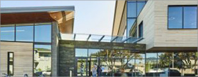 California library design honors its coastal architectural roots
