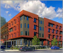 TAT designs Boston affordable housing to Passive House standards