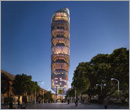 NYC firm designs world's tallest hybrid timber tower