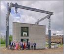'One-piece' 3D concrete home printed in Belgium