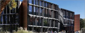 Passive design strategies help create a healthy space at Calif. university