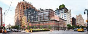 Revised BKSK design for adaptive restoration of historic NYC building approved