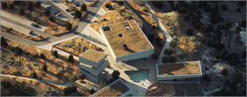 The Roosevelt presidential library project finalists reveal their designs