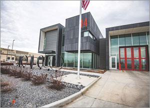 Utah fire station earns LEED Gold