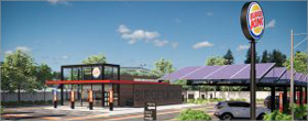 Burger King unveils new restaurant designs for the COVID world
