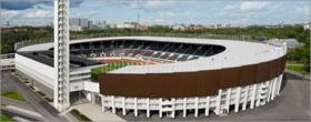 Helsinki Olympic Stadium renovation respects its original architecture