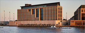 New SOM-designed building opens at the U.S. Naval Academy
