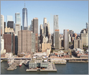 Revealing SOM-designed affordable housing project in Lower Manhattan