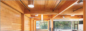 Measuring a building's embodied carbon