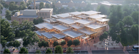 BIG wins competition to design Maryland university student center