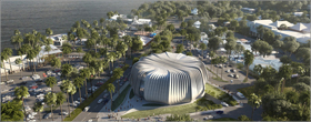 Designs revealed for world's first coral conservation facility
