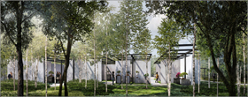Revealing designs for the National Bonsai and Penjing Museum renewal project