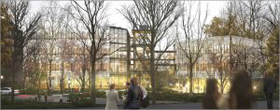Renzo Piano revises design of the Agora Institute building at Johns Hopkins