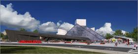 PAU to design expansion of I.M. Pei's Ohio museum