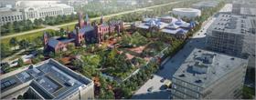 Smithsonian scales down its $2B BIG-designed master plan