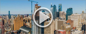 Arthaus, KPF's first residential tower in Philadelphia, tops off
