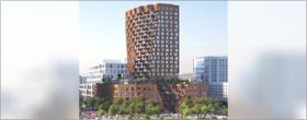 Construction begins on MVRDV's geology-inspired San Francisco tower