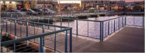 Commercial guardrails: Specifying post mounting systems