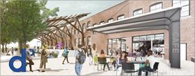 Studio Gang to transform former warehouse into Kentucky university building