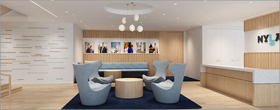 Spacesmith completes new HQ for New York Legal Assistance Group