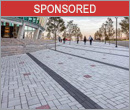 Sustainable design with Unilock permeable pavers